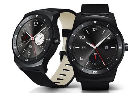 LG新款Android Wear智能手表