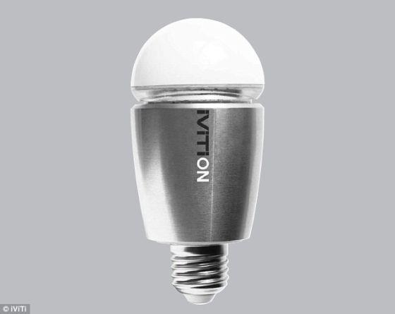 新型LED灯断电可照明3小时:自动转换电池供电