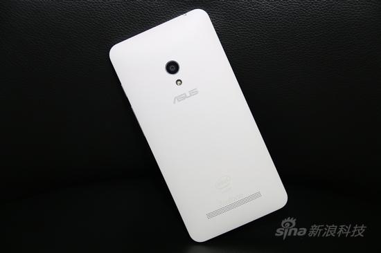 5英寸英特尔双核华硕ZenFone5评测