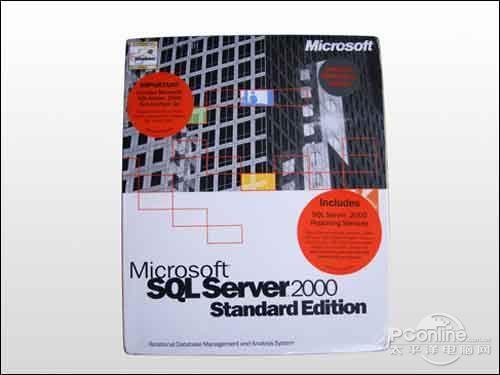 微软SQL SERVER 2000中英文版本促销!_商用