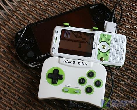 乐趣合一联想音乐游戏手机i909评测