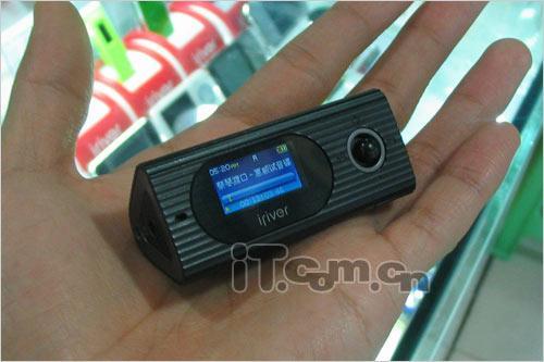 岁末降价有理iriver复古MP3仅469元