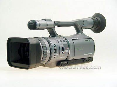 高端专业DV索尼FX7E跌至24200元还送包