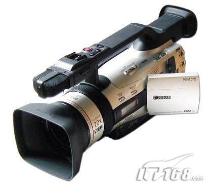 准专业DV佳能XM2小降现报价16300元