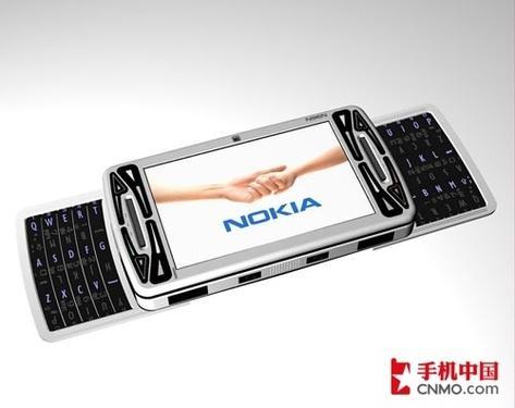 标题:惊天大曝光 诺基亚新旗舰N96真机亮相 时间:2008-02-13 10:19:23