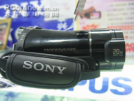 高清闪存DV10200元索尼CX7E标配4GB棒