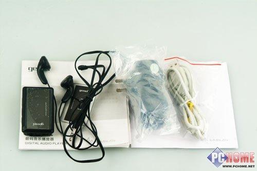 歌美新品MP3上市小巧清爽M5+简单评测