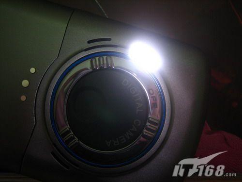 全新视觉感受天语宽屏娱乐强机E60评测(6)