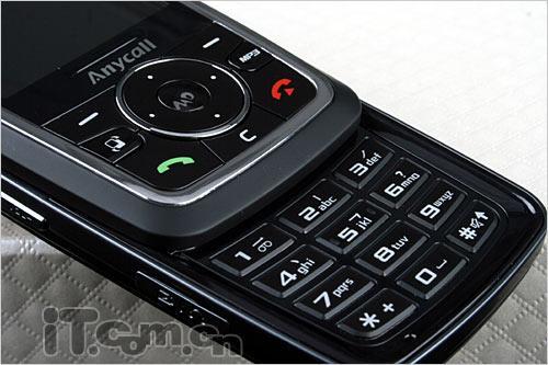 流行先锋三星滑盖智能手机i408图赏