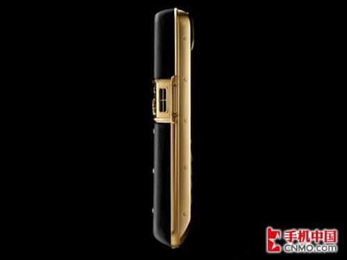 全金属外壳最奢华Vertu手机精美图赏