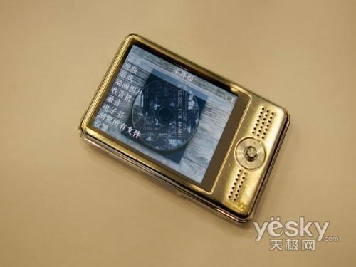视频游戏两不误6款游戏MP3播放器推荐(3)