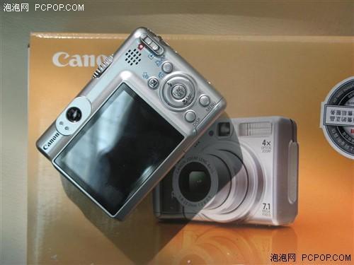 廉价防抖相机佳能A570IS价格低廉实惠