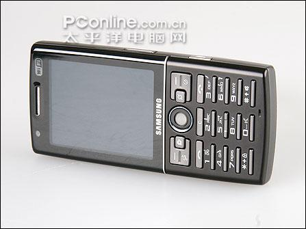 内置GPS导航三星S60智能手机i550评测