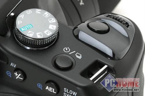 入门级单反相机索尼α100仅售4400元