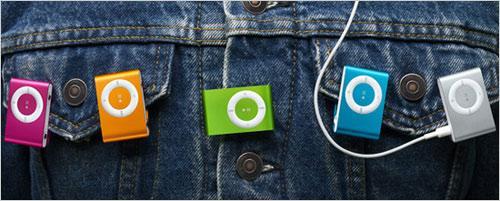 逆反潮流个性演绎无屏精彩热卖MP3推荐