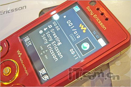 时尚精典风格索爱音乐手机W660仅1500