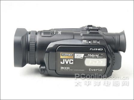 高性能价亲民家用3CCD数码摄像机盘点