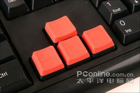 拆解最牛防水键盘双飞燕G300大禹治水评测(3)