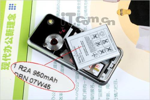 演绎美丽传说索爱时尚3G手机K660i评测(11)