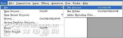 AdobeAfterEffects打造绿色冲击波特效