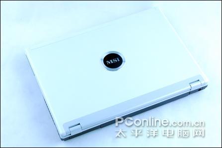 时尚低价微星MSI纯白VR420笔记本详评