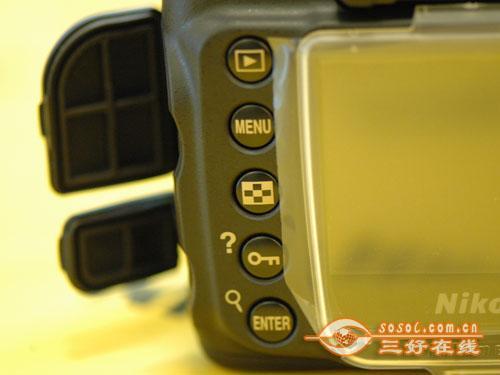 中端数码单反相机尼康D200仅售7950元
