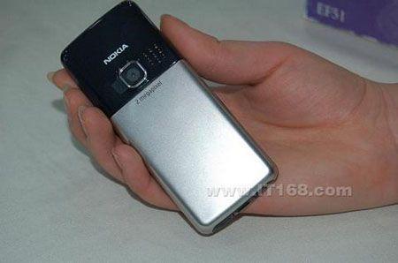 钢显本色诺基亚金属超薄6300售1080元