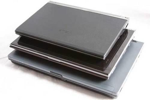 毫米间的较量08新品笔记本看谁更薄(6)