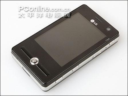 超大触摸屏LG智能PPC手机KS20详尽评测