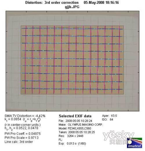 优质屏幕功能多样奥林巴斯FE-340评测(18)