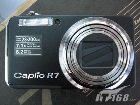 经典全能卡片理光R7超值仅售1750元
