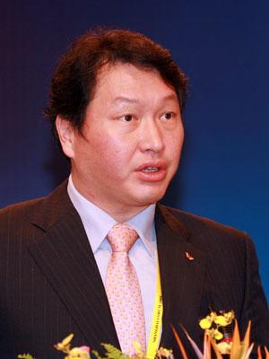 韩国SK集团董事会主席崔泰源获缓刑