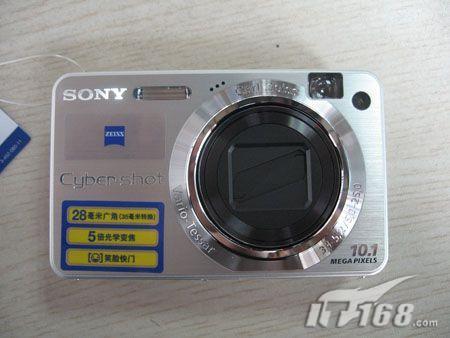 5倍光变28mm广角索尼W170再跌售2050
