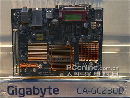 英特尔发布Atom处理器展出数十款相关产品(4)