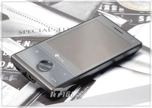 钻石魅惑HTC智能旗舰Diamond详细评测