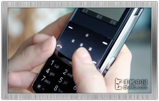 触控操作再升级LG最美滑盖机KF510评测