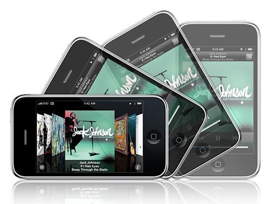 全新亮相苹果3G版iPhone精美图赏