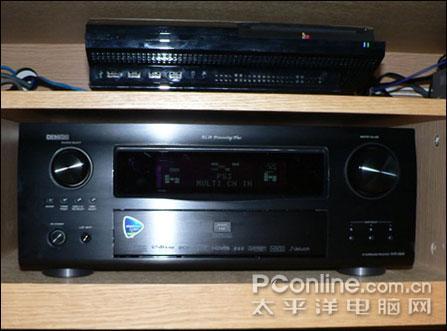 超豪华阵容用爱普生1080P投影组影院(5)