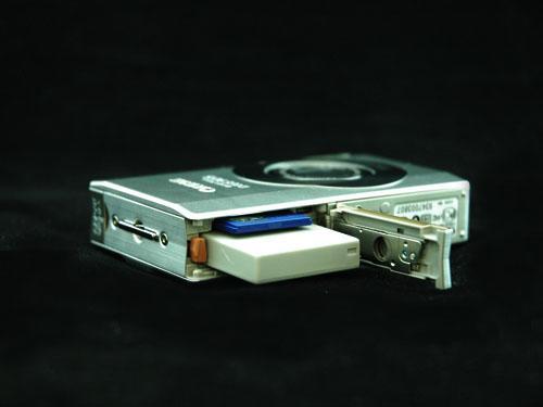千万像素防抖卡片机佳能IXUS90IS评测