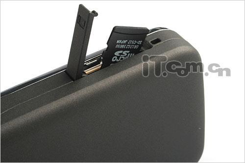 轻巧迷人造型诺基亚智能手机6122c评测(8)