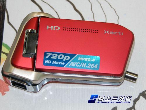 最实用的DV三洋闪存摄像机HD700降价