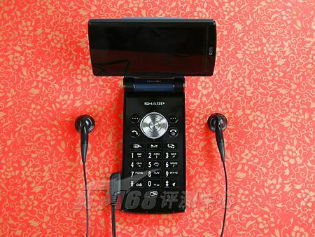 旋出完美画质夏普SH9010C手机评测(2)