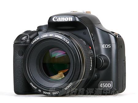 出色入门级单反相机佳能450D详尽评测