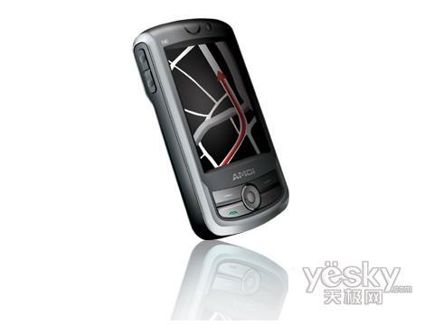 超高性价比夏新GPS导航手机N6仅1580