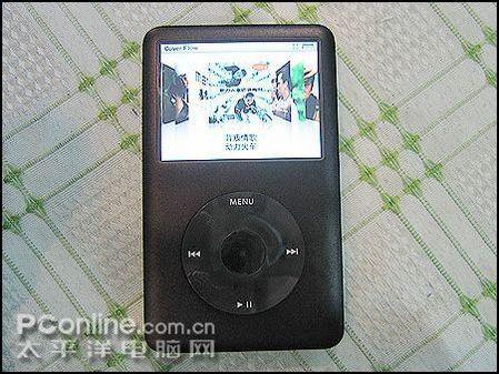 小巧机身160GB苹果iPodclassic开促
