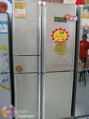对开成主流五款超豪华冰箱全推荐