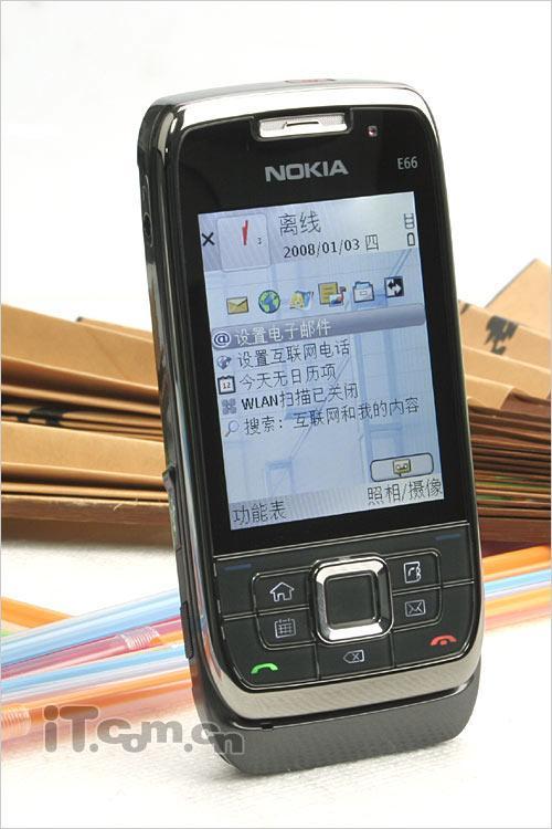 睿智精英诺基亚滑盖商务E66详尽评测(20)