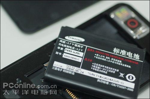 大战一触即发诺基亚N96与三星i908评测(7)