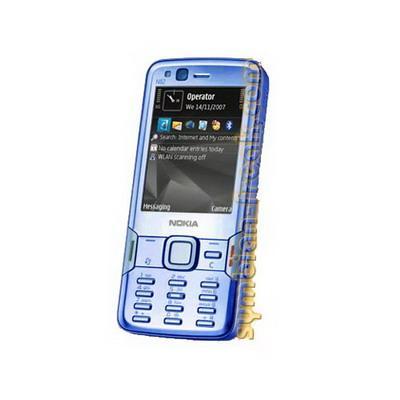 16项升级改进诺基亚N82蓝色版真机亮相