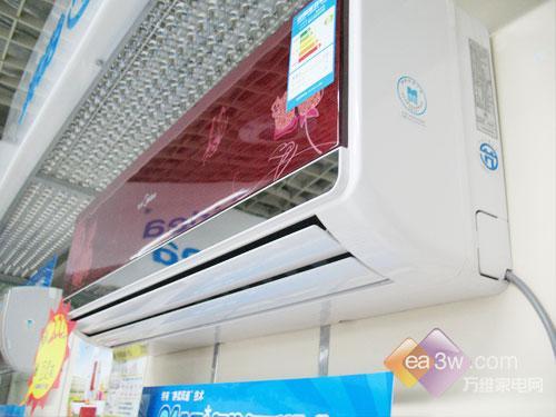 全自动智能清洁 美的1匹空调热卖中
